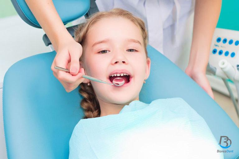 dentista para niños en Castellón